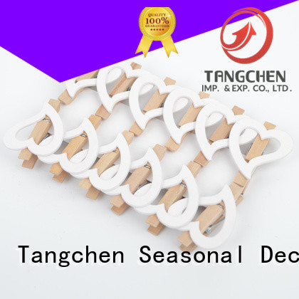 Tangchen colored outdoor christmas tree decorations factory for home