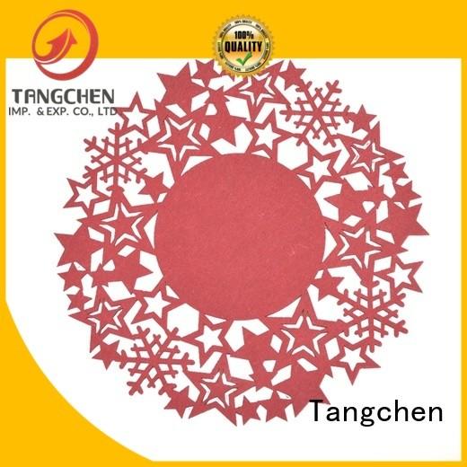 Tangchen animal glass christmas tree decorations company for christmas