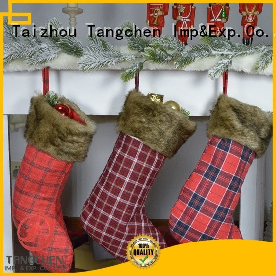 Tangchen Top personalised stocking manufacturers for christmas