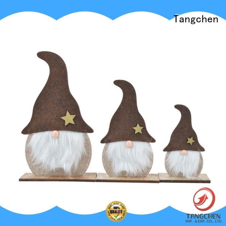 Tangchen hat hanging christmas decorations manufacturers for holiday decoration