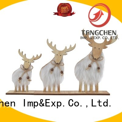 Tangchen hotel christmas accessories company for holiday decoration