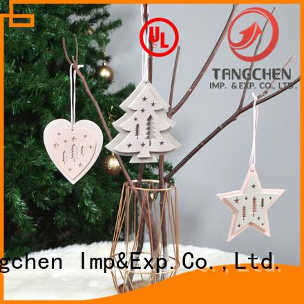 Custom christmas tree craft decorative manufacturers