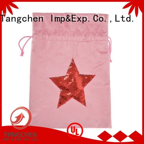 Tangchen Top santa gift sack for business for holiday decoration