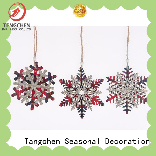 Tangchen ornament personalized christmas ornaments manufacturers for christmas