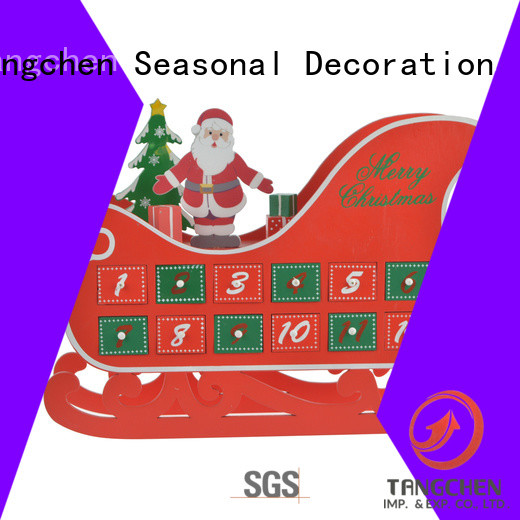 Top christmas count down winter Supply for home decoration