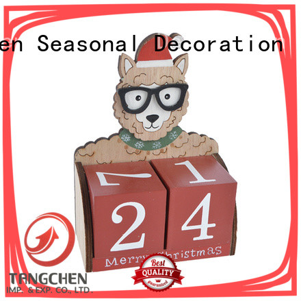 Tangchen Latest christmas countdown calendar manufacturers for home